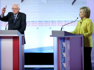 Has the Dem Race Become a Referendum on Sanders, Not Clinton?