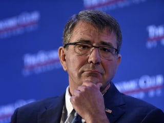 Defense Secretary Carter Says UAE Agreed to Send Special Ops to Syria