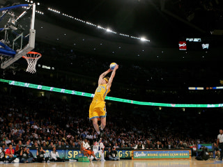 Worst Dunks in All-Star Dunk Contest History? We Got That Video