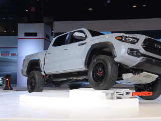 Full-Size Trucks, SUVs Dominate at Chicago Auto Show