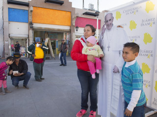 Juárez Gets Ready for Pope, Showcases Progress After Violence