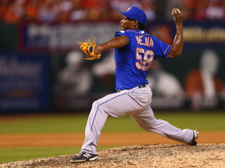 Mets' Mejia Gets Lifetime Ban From MLB For Third Failed PED Test