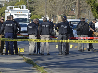 Two Baton Rouge, Louisiana, Cops, One Suspect Shot in Exchange of Gunfire