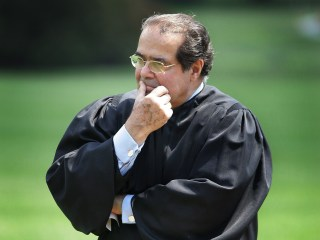 Supreme Court Justice Antonin Scalia Has Died at Age 79