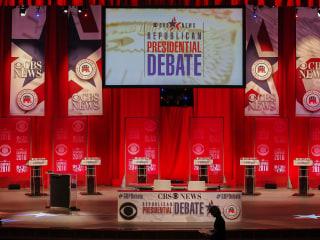 Republicans Square Off in South Carolina Debate