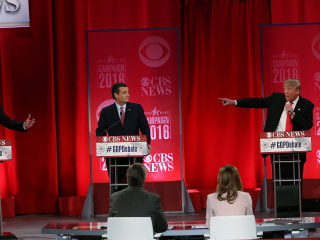 Republicans Square Off in South Carolina Debate