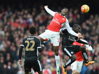 WATCH: Arsenal Beat Leicester on Epic Last-Minute Goal