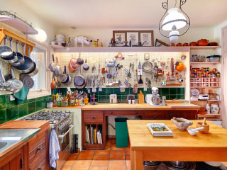 You can now vacation in Julia Child's former French home (and its iconic kitchen)