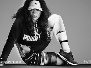 Puma Says Rihanna Will Help Company Catch Adidas