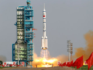 China's Racing to Space. Is It a Military Ploy?
