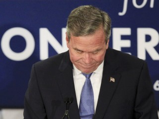 Jeb Bush Leaves Behind Republican Party He Can Barely Recognize