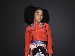 NBCBLK28: Amandla Stenberg: The Actor and The Activist