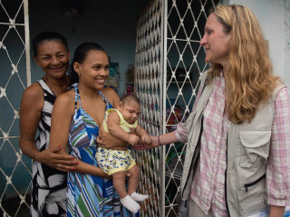 First Report on Zika in Kids Shows It's Usually Mild