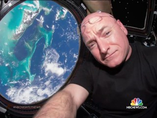 NASA Astronaut Scott Kelly Looks Back on His Year in Space