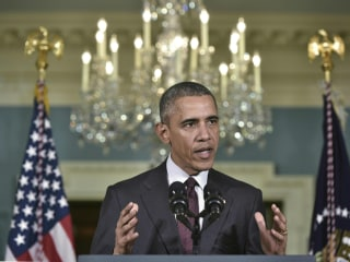 President Obama Ramping Up  ISIS Fight 'On All Fronts'