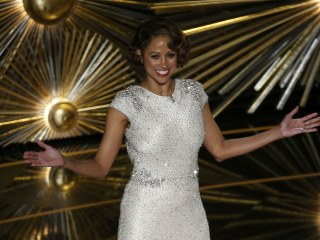 Stacey Dash's Oscars Appearance Confuses Audience