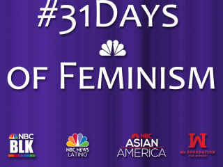 #31Days of Feminism: Fierce Feminists Fighting for Equality Everyday