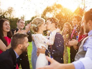 This Is the Ultimate Wedding Playlist