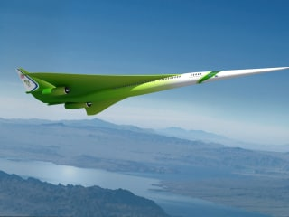 The Next Concorde? NASA Looking for Next Supersonic Passenger Jet