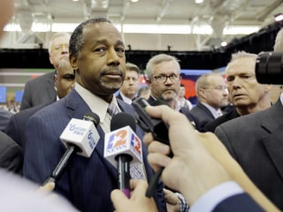 From Outsider to Left Out: How Ben Carson's Candidacy Flopped