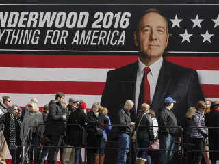 Return of Netflix's 'House of Cards' Has Americans — Even Obama — Excited