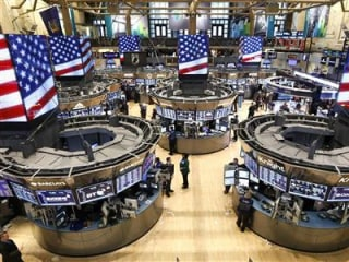 Dow, S&P End Green for 2016 as Health Care, Financials Lead