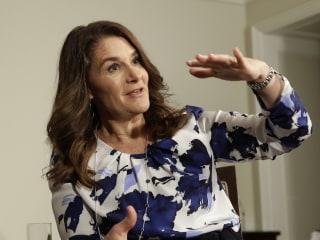 Melinda Gates Explains Why 'Poverty Is Sexist'