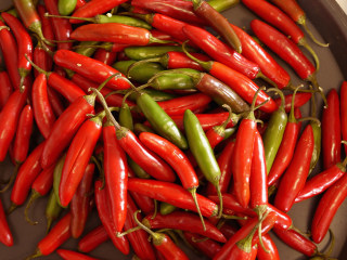 The Health Effects of Eating Spicy Foods
