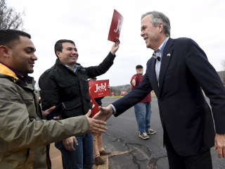 Jeb Bush to Meet With Three of Four Former Rivals