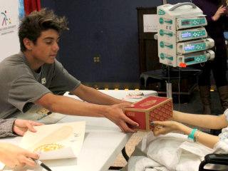 Teens Behind 'Damn Daniel' Video Donate Vans Shoes to Young Patients