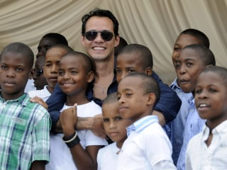 Celebrities to Honor 'Person of the Year' Marc Anthony at Latin Grammys