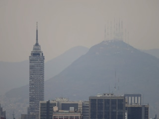 Mexico City Declares First Air Pollution Alert in 11 Years