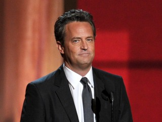 Matthew Perry to Play Ted Kennedy in Reelz Miniseries 'The Kennedys — After Camelot'