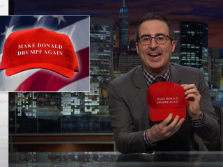 'Last Week' Returns: John Oliver Unveils New Way to Troll Trump