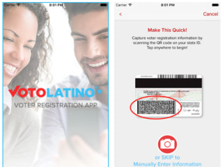 Voto Latino Launches Android Version of Voter Registration App