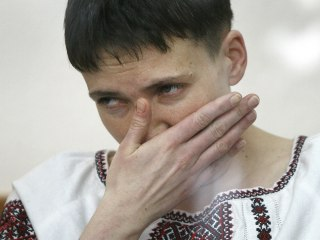 Ukrainian Military Pilot Nadiya Savchenko Faces Russian Verdict