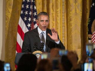 President Barack Obama Formally Backs Hillary Clinton