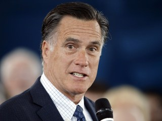 First Read's Morning Clips: Trump v. Romney