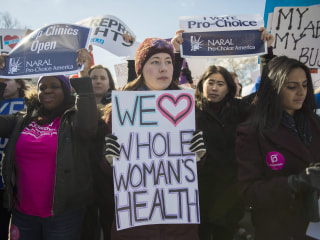 Women's Groups Challenge Abortion Laws in Three States