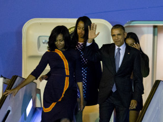 Obama Lands in Argentina for State Visit With Macri