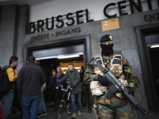 Brussels Terror Attacks Expose Security Challenges of 'Soft Targets'