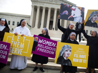 SCOTUS Sends Obamacare Contraception Case Back to Lower Courts