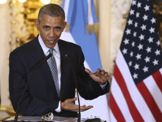 After Brussels Terror Attack, Obama Says No Need for a 'Plan B' Against ISIS