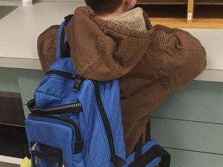 College Students Design Backpack That 'Hugs' Kids With Autism