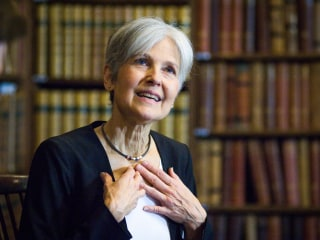 Green Party's Jill Stein: People Don't Trust Vaccine Oversight
