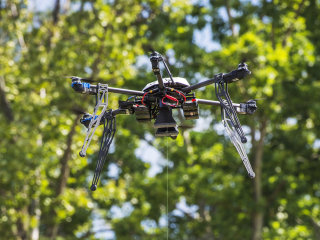 FAA Panel Recommends Standards for Drone Flights Over People