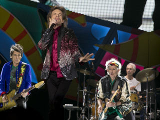 The Rolling Stones Tell Donald Trump to Stop Playing Their Music at Rallies