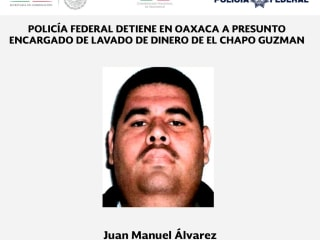 Mexico Detains Top Money Launderer to Drug Lord El Chapo