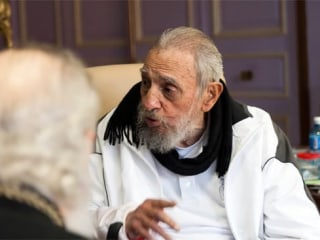 Here's What Fidel Castro Thought About Obama's Visit
