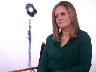 Samantha Bee on Being the Only Female Late Night Host: 'I'm Lonely Here'